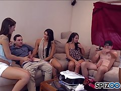 Jade Jantzen, Jazmine and Amber turn every private party int...