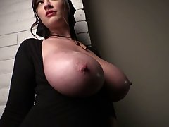 Lana Kendrick is a big titted woman who likes to do some top...