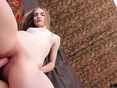 Lana Sharapova is a sweet blonde babe who likes to play with...