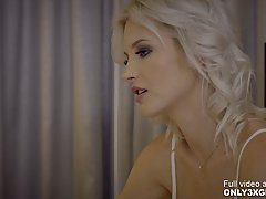 Amaris and Skiley Jam are fingering each other's pu...